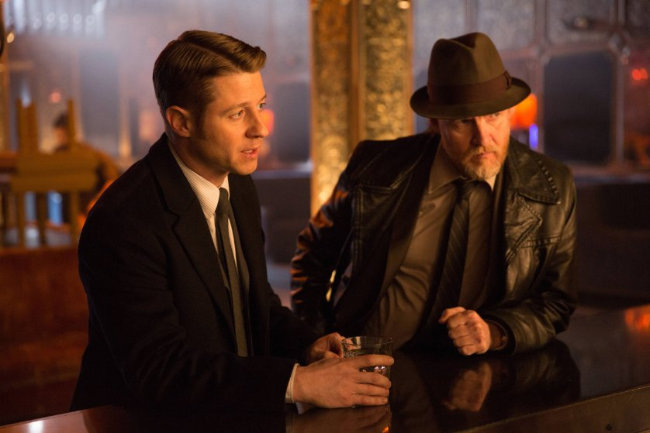 Let's Liveblog Tonight's Geeky TV: 'Gotham' Is Back