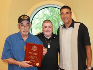 Veteran's Drive Renamed in Honor of Late TWUVCChair