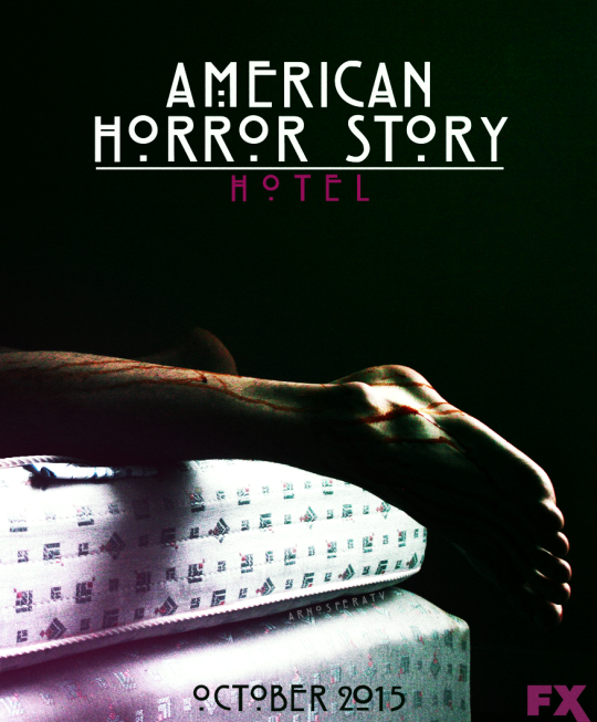 Check It Out: New 'American Horror Story: Hotel' Trailer #AHS