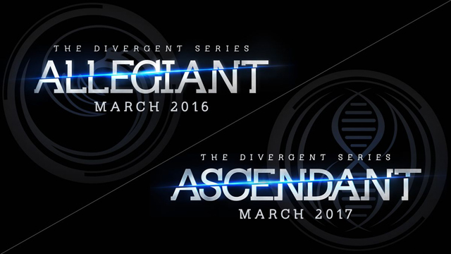 The Divergent Series: Allegiant Official Teaser Trailer is here!!!!