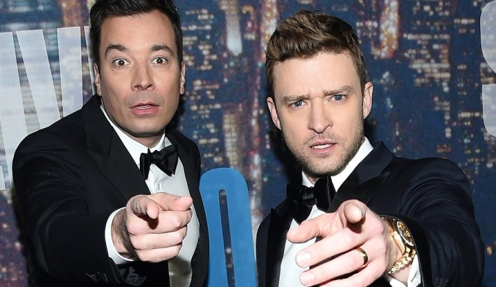 Check It Out: Justin Timberlake pays a visit to The Tonight Show with Jimmy Fallon on 9/9/15