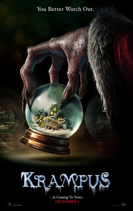 Check It Out: Legendary Pictures 'Krampus' Trailer!!