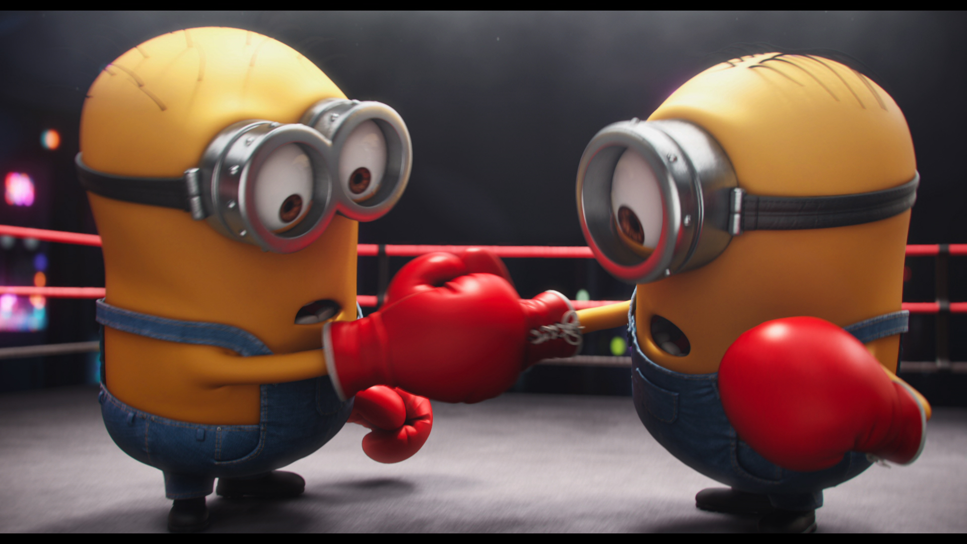 movie review despicable me 2 essay The third helping of the blockbuster despicable me series featuring steve carell  and  on the face of it, this third film simply extends the sentimental  2 has  definitively moved into secret life of pets world), despicable me 3.