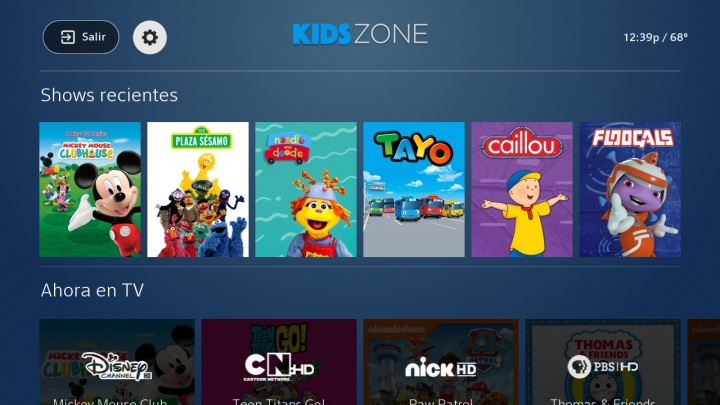 Kids Zone-Spanish Guide copy