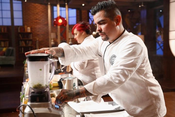 Aarón Sánchez - Cooking