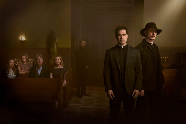 @Thisfunktional Talks with Alfonso Herrera THE EXORCIST onFOX