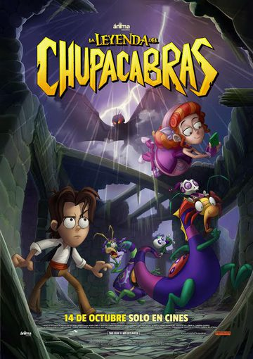 LA LEYENDA DEL CHUPACABRAS Screening Giveaway
