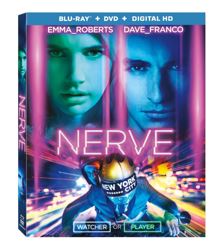 Thisfunktional Contest: NERVE on Blu-ray, Are You a Watcher of a Player?