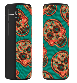 UE Boom 2 Yaqui Day Of The Dead Special Limited Edition Delivers Stunning Design with a Clear Sounding Bluetooth Speaker