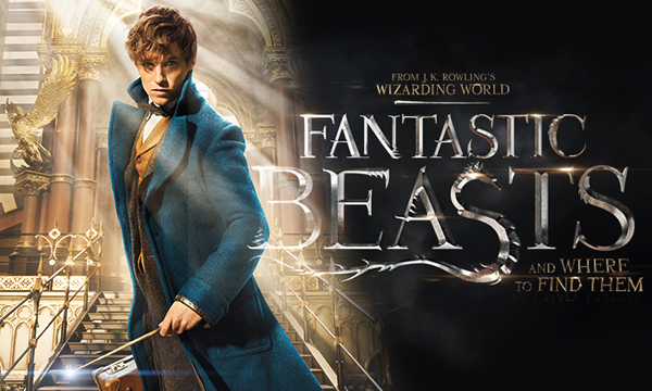 FANTASTIC BEASTS AND WHERE TO FIND THEM IMAX Fan Event Featurette