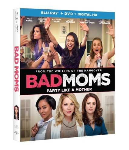 Thisfunktional Contest: #BadMoms Blu-ray, DVD