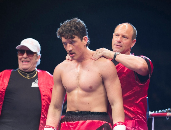 BLEED FOR THIS in Theaters Nov. 18