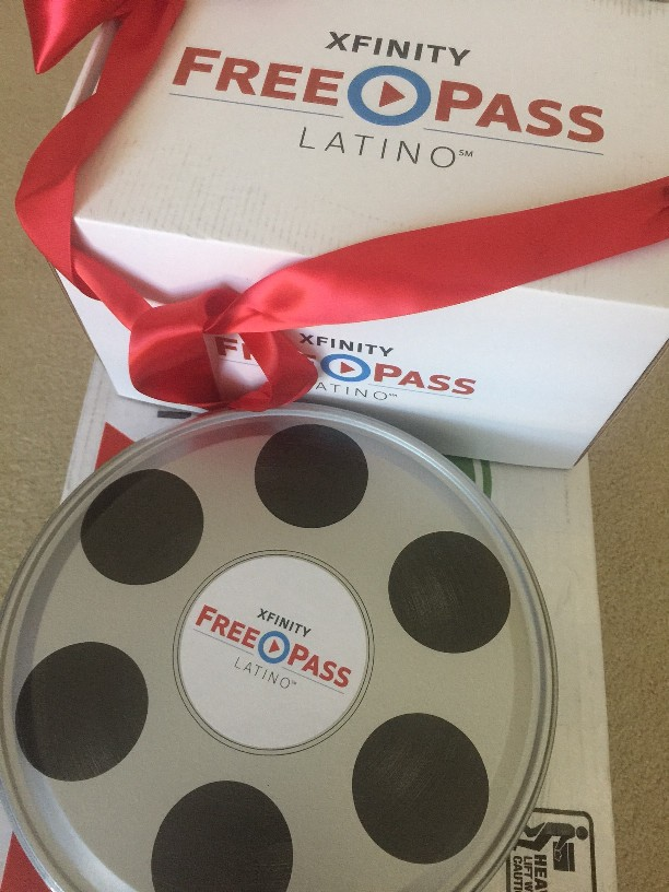 Knock! Knock! Who It Is?! Xfinity FreePass Latino…that's Who!