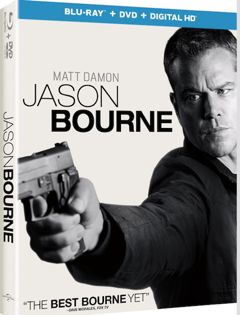 Matt Damon Makes His Epic Return in JASON BOURNE