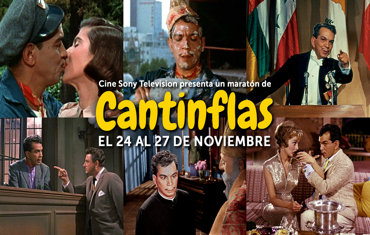 Reasons to watch Cine Sony's Cantinflas marathon this Thanksgiving weekend