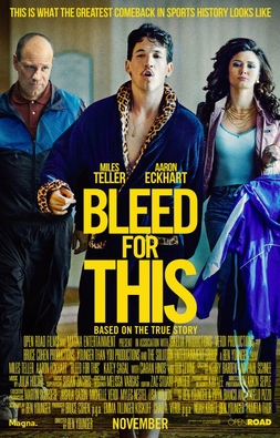 Thisfunktional talks with Aaron Eckhart BLEED FOR THIS
