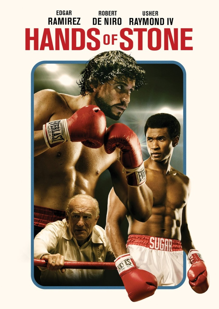 HANDS OF STONE DVD Release 11/22