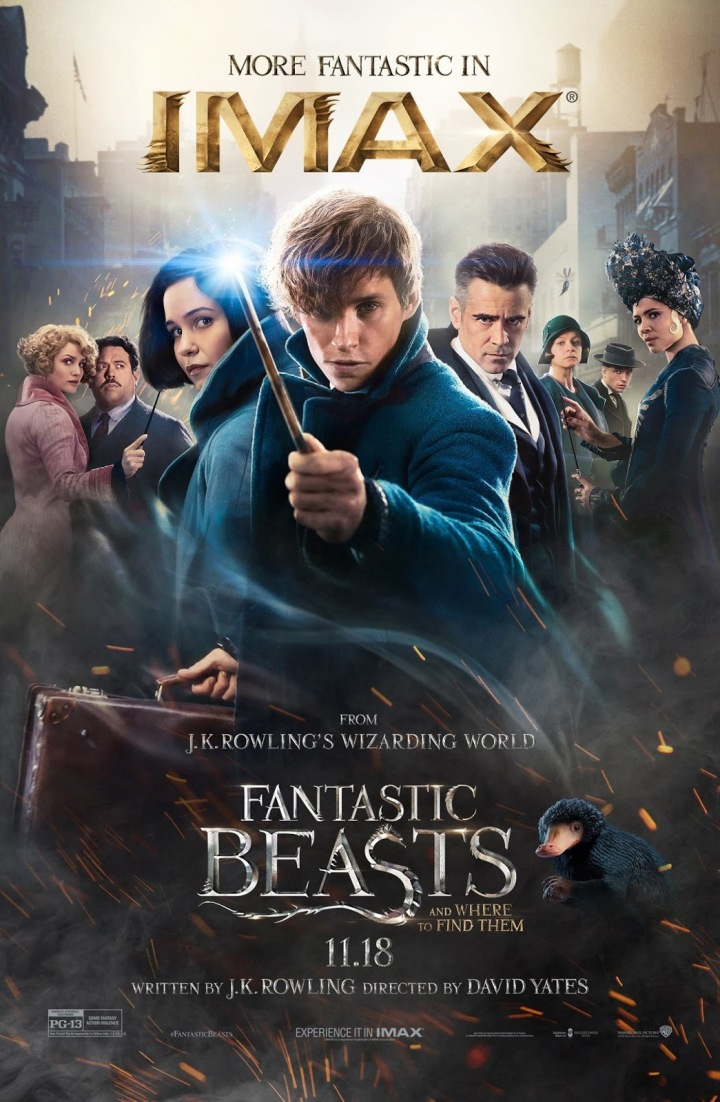 Thisfunktional Contest: FANTASTIC BEASTS AND WHERE TO FIND THEM VIP Passes
