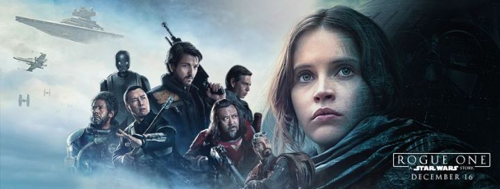 Brand New Extended TV Spot for ROGUE ONE: A STAR WARS STORY