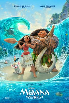 HOW FAR I'LL GO Clip from Disney's MOANA