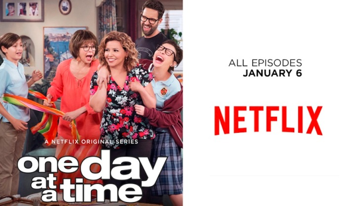 Netflix's ONE DAY AT A TIME Theme Song Features Gloria Estefan