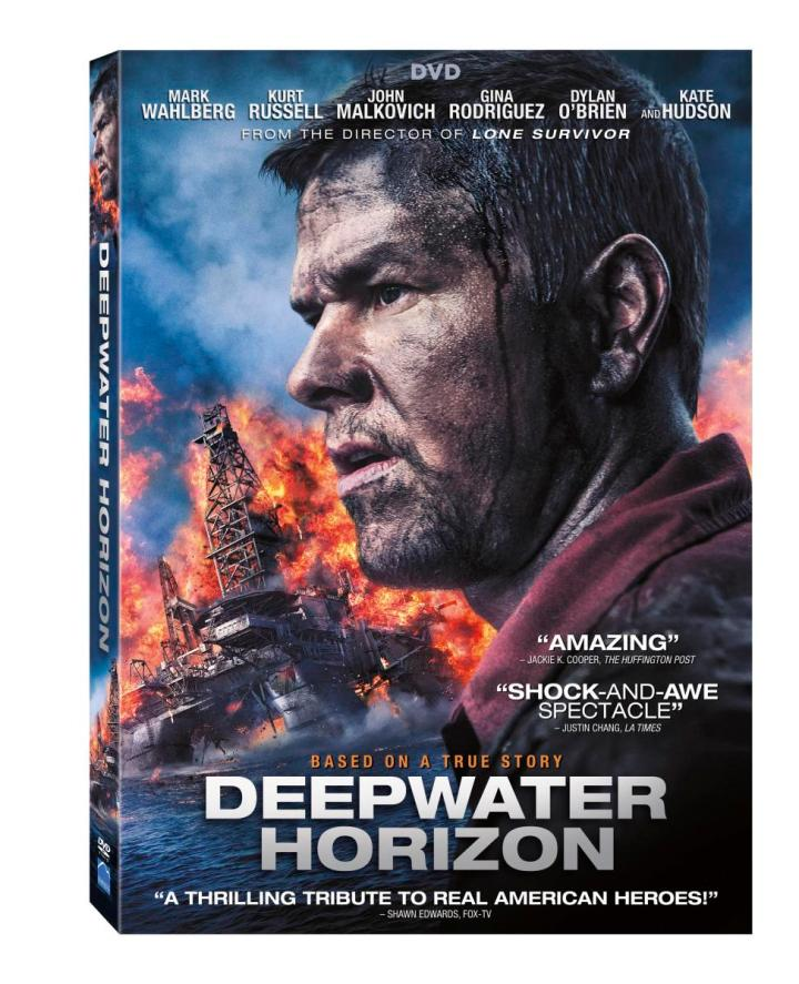 @Thisfunktional Contest: DEEPWATER HORIZON on DVD
