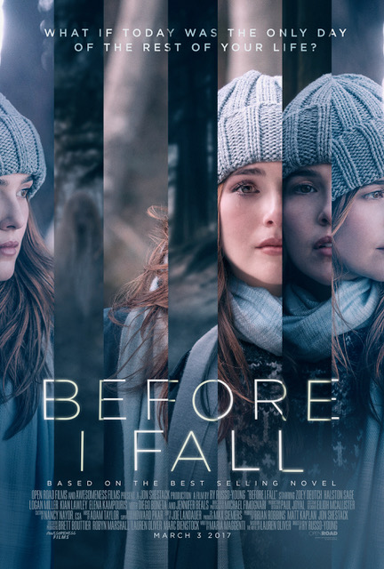 @Thisfunktional #Contest: BEFORE I FALL LA Premiere Passes