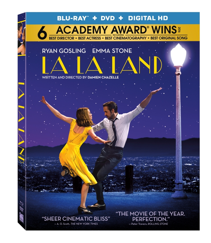 @Thisfunktional Contest: LA LA LAND on DVD