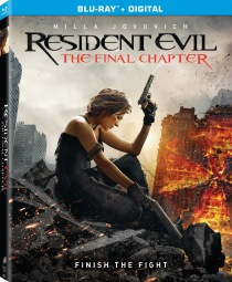 RESIDENT EVIL THE FINAL CHAPTER_BDSTD-13D Pack Shot - Outersleeve