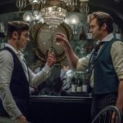 DF-05782 – Hugh Jackman (P.T. Barnum) and Zac Efron (Philip Carlisle) star in Twentieth Century Fox's THE GREATEST SHOWMAN.