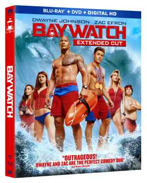 Baywatch Box Art