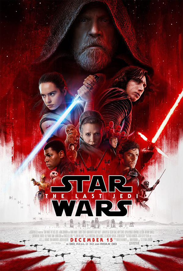 World Series Viewers Were Treated To A Special Look At STAR WARS: THE LASTJEDI
