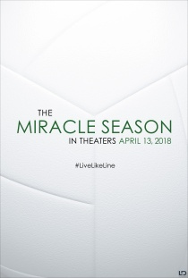 The Miracle Season - Title Treatment