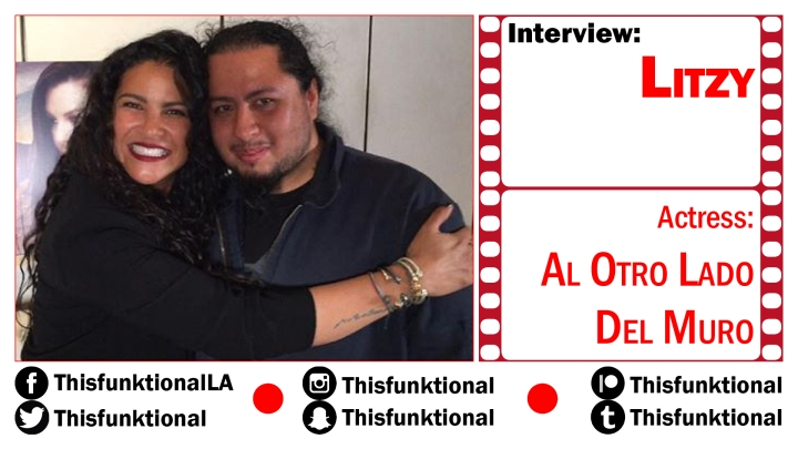 @Thisfunktional Talks With Litzy AL OTRO LADO DEL MURO