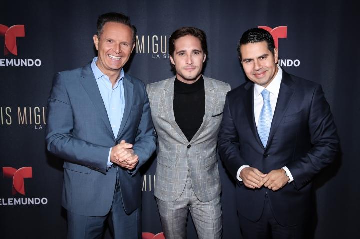 Luis Miguel La Serie - 2018 Premiere Party