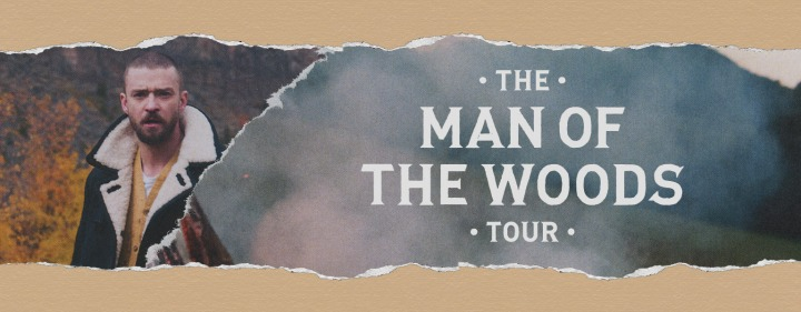 JUSTIN TIMBERLAKE: Man of the Woods Tour 2018 | Ft. Lauderdale, FL – 5/19/18