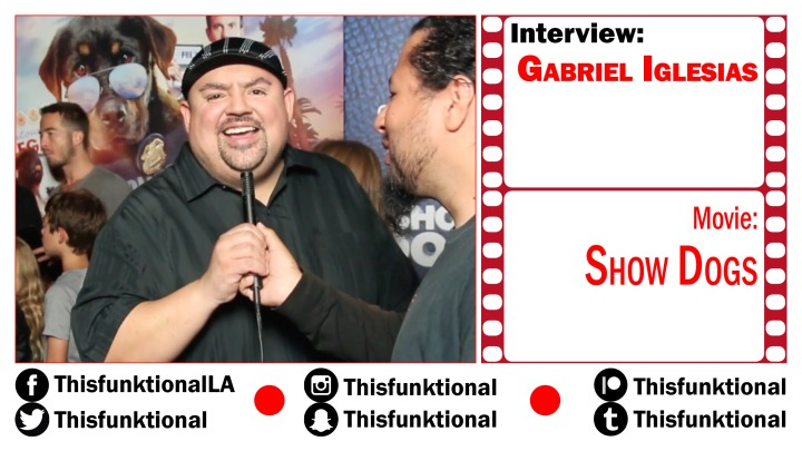 @Thisfunktional Talks With Gabriel Iglesias SHOW DOGS