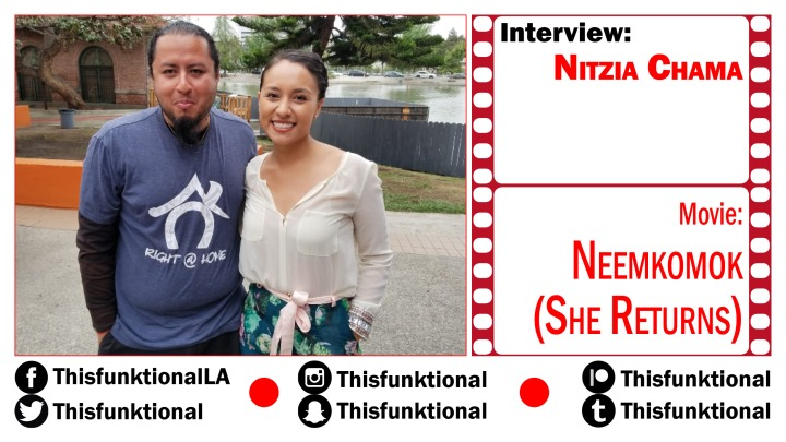 @Thisfunktional Talks With Nitzia Chama NEEMKOMOK' (SHE RETURNS)