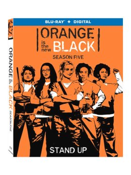 Enter to Win! ORANGE IS THE NEW BLACK: SEASON 5 DVD | #oitnb