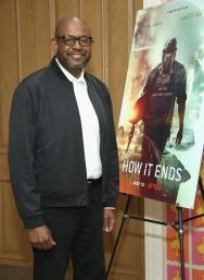 "NEW YORK, NY - JULY 10: Forest Whitaker attends the ""How It Ends"" Screening hosted by Netflix at Crosby Street Hotel on July 10, 2018 in New York City. (Photo by Monica Schipper/Getty Images for Netflix) *** Local Caption *** Forest Whitaker"