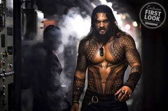 Aquaman Jason Momoa as Arthur Curry/Aquaman