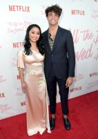CULVER CITY, CA - AUGUST 16: Lana Condor and Noah Centineo attend Netflix's 'To All the Boys I've Loved Before' Los Angeles Special Screening at Arclight Cinemas Culver City on August 16, 2018 in Culver City, California. (Photo by Charley Gallay/Getty Images for Netflix) *** Local Caption *** Lana Condor;Noah Centineo
