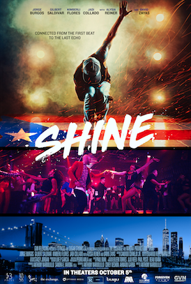 SHINE Set To Release Nationwide on October 5th