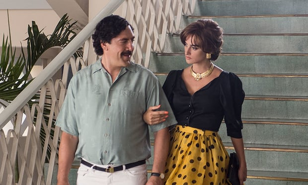 LOVING PABLO in theaters, on demand, digital HD on October 5
