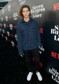 HOLLYWOOD, CA - AUGUST 30: Will Peltz attends the Los Angeles Premiere of the Netflix Film Sierra Burgess is a Loser at Arclight Hollywood on August 30, 2018 in Hollywood, California. (Photo by Matt Winkelmeyer/Getty Images for Netflix) *** Local Caption *** Will Peltz