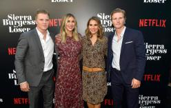 HOLLYWOOD, CA - AUGUST 30: Producers Trent Luckinbill, Rachel Smith, Molly Smith and Thad Luckinbill attend the Los Angeles Premiere of the Netflix Film Sierra Burgess is a Loser at Arclight Hollywood on August 30, 2018 in Hollywood, California. (Photo by Matt Winkelmeyer/Getty Images for Netflix) *** Local Caption *** Trent Luckinbill; Rachel Smith; Molly Smith; Thad Luckinbill
