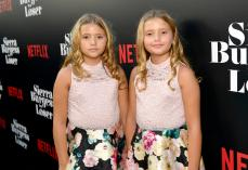 HOLLYWOOD, CA - AUGUST 30: Mariam Tovey and Elizabeth Tovey attend the Los Angeles Premiere of the Netflix Film Sierra Burgess is a Loser at Arclight Hollywood on August 30, 2018 in Hollywood, California. (Photo by Matt Winkelmeyer/Getty Images for Netflix) *** Local Caption *** Mariam Tovey; Elizabeth Tovey