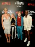 HOLLYWOOD, CA - AUGUST 30: Betty Who, Carlie Hanson, Brett McLaughlin and VINCINT attend the Los Angeles Premiere of the Netflix Film Sierra Burgess is a Loser at Arclight Hollywood on August 30, 2018 in Hollywood, California. (Photo by Matt Winkelmeyer/Getty Images for Netflix) *** Local Caption *** Betty Who; Carlie Hanson; Brett McLaughlin; VINCINT