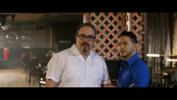SHINE brings actor David Zayas memories of the New York culture