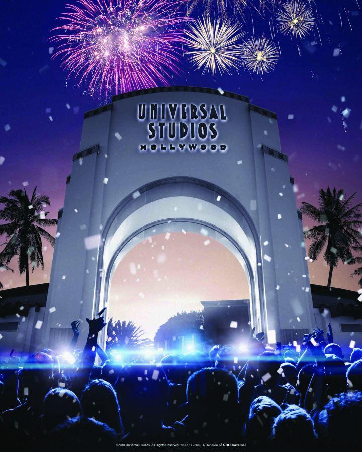 EVE 2019 at Universal StudiosHollywood